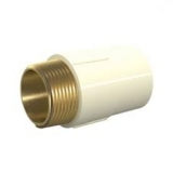 CPVC CONECTOR AQUATHERM  MACHO 22MM X 1/2