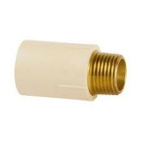 CPVC CONECTOR AQUATHERM MACHO 22MM X 3/4